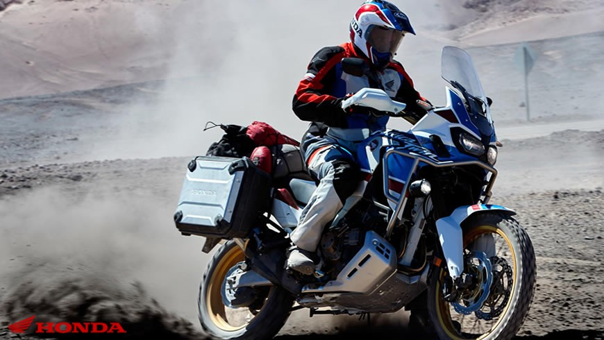 Africa Twin Mecánica