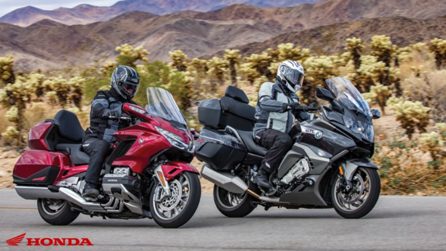 Gold Wing GL 1800